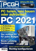 PCGH SoHe 3 2020 Cover pcgh