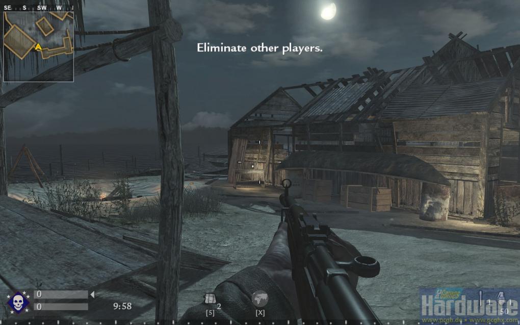 Call of Duty 5 World at War: Map Makin