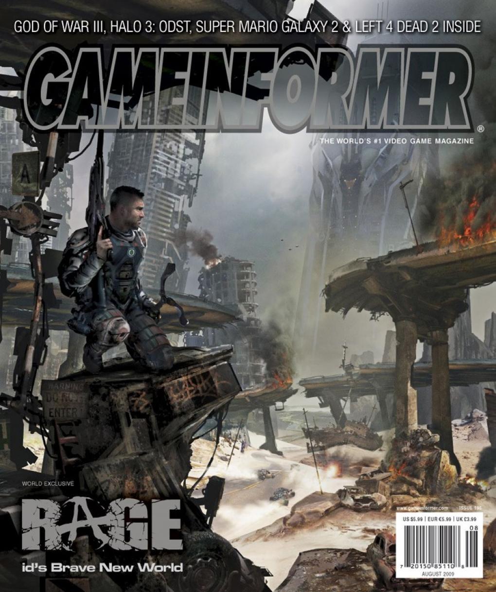 Rage: Technikinfos zur id Tech 5, PS3 gegen PC und Xbox 360