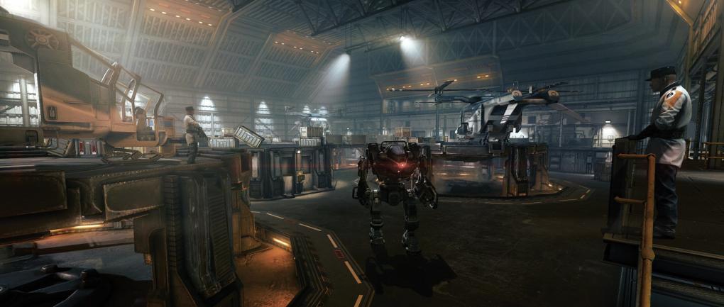 Wolfenstein: The New Order angespielt - id Tech 5 richtig