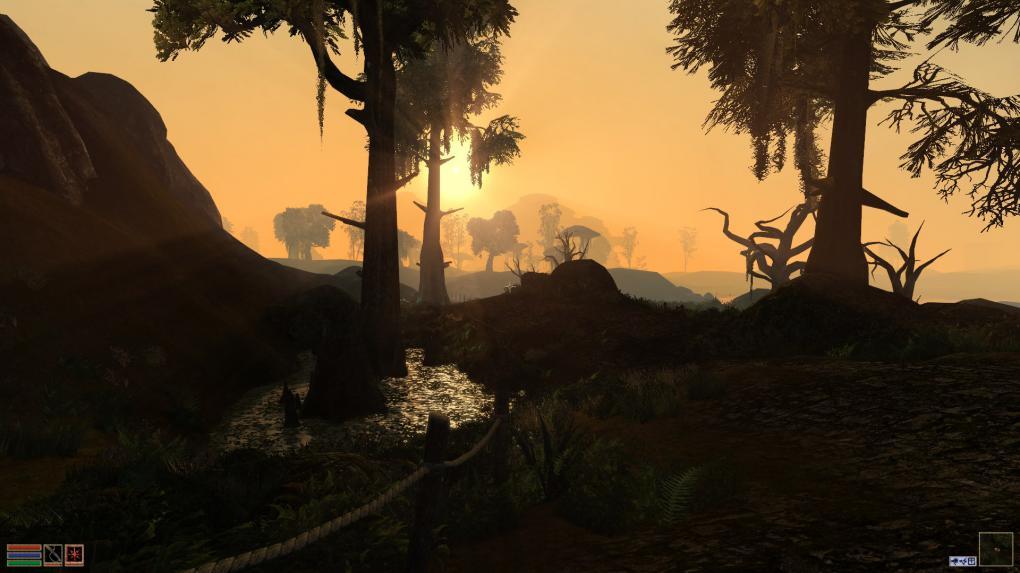 Morrowind entstauben mit Overhaul-Mod: 12 Jahre alter