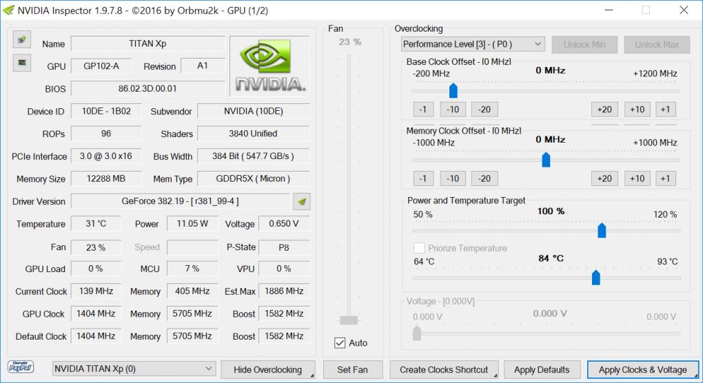 Test der Titan Xp: Schneller als die Geforce GTX 1080 Ti