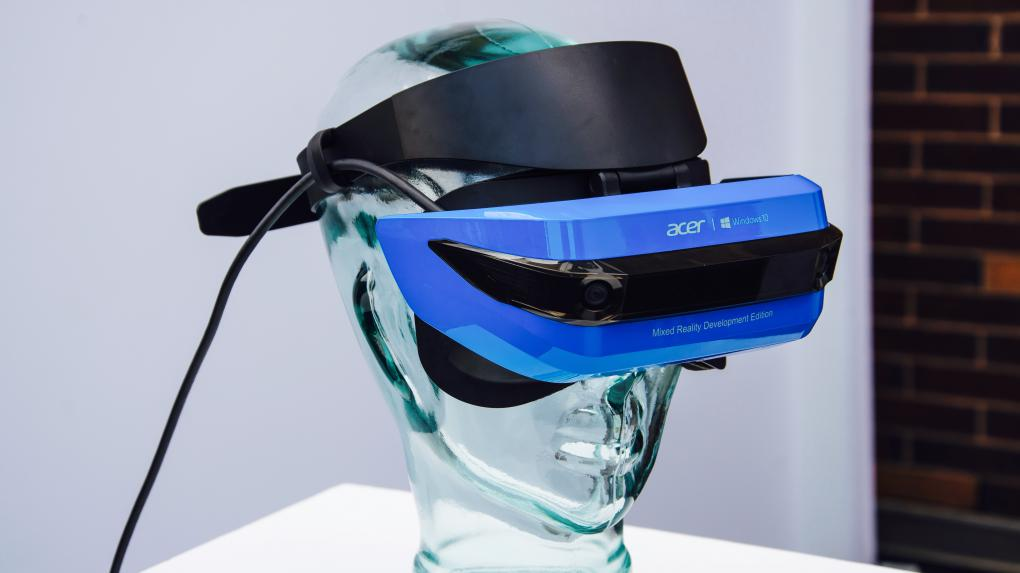 Acer Mixed Reality: Die Consumer-Hololens im Hands-On-Test
