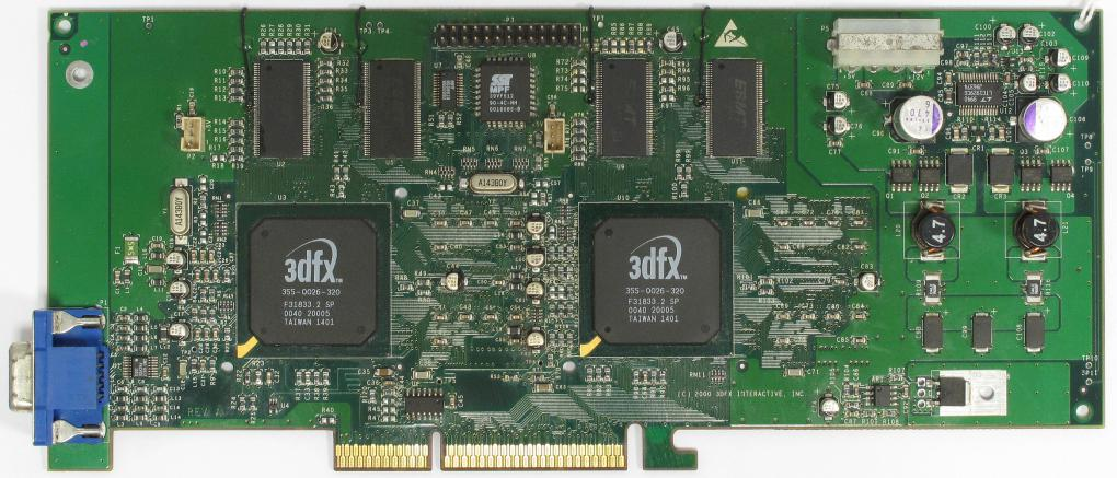 3dfx History and Voodoo 5: Retro special with brand-new