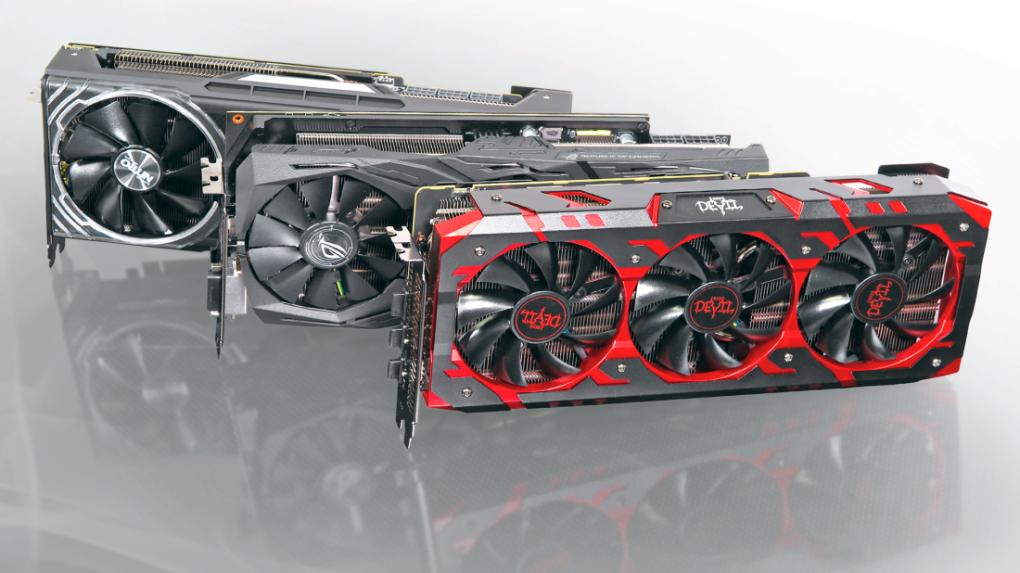[PLUS] Vega-Ensemble - Fünf Herstellerdesigns mit RX Vega 64 / RX Vega 56 im Test