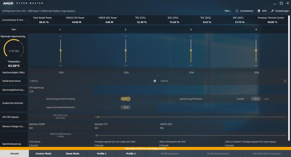 AMD Ryzen 5 2400G und Ryzen 3 2200G im Test: Die ersten