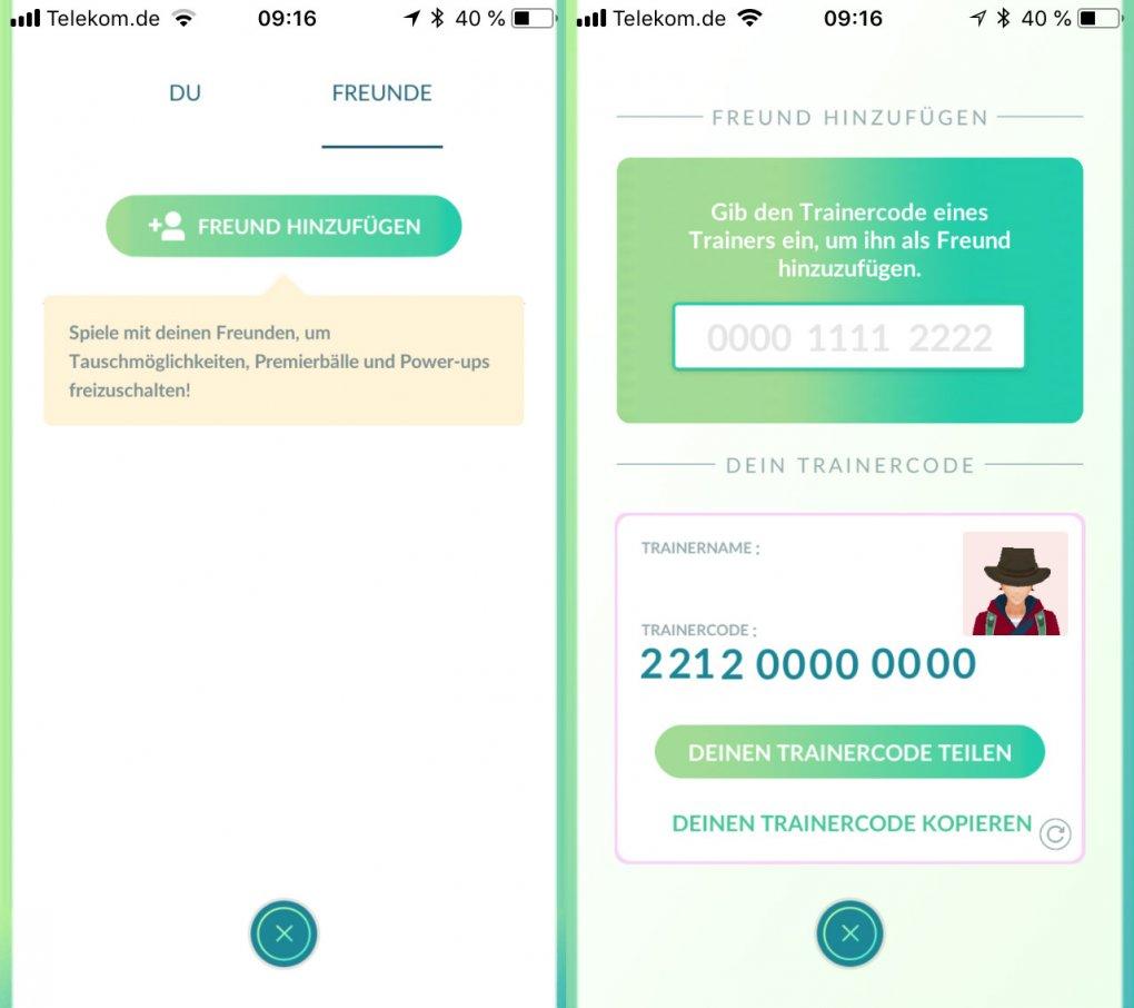 Online pokemon go freunde finden How To