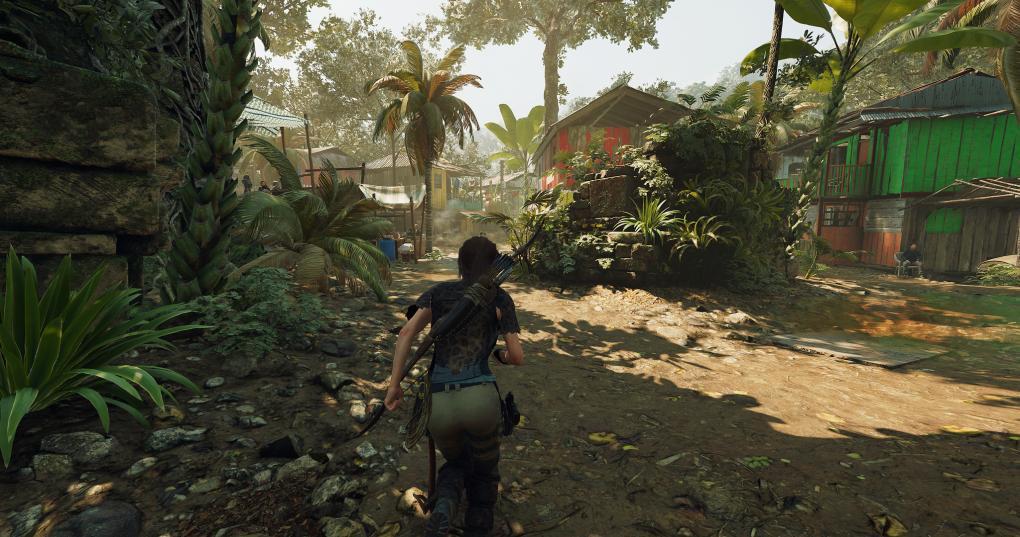 Shadow of the Tomb Raider vorab im Techniktest: Bis zu 116 Prozent