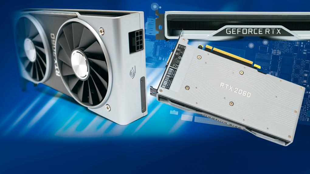 [PLUS] Geforce RTX 2060 + 5 Custom-Designs im Test