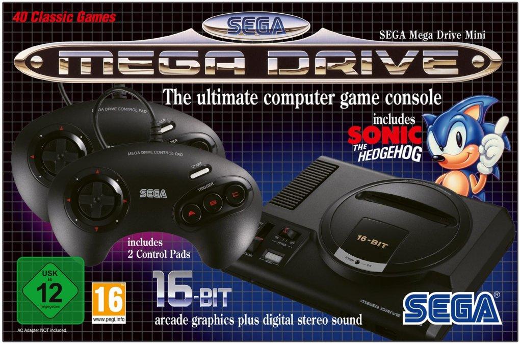 Sega Mega Drive Mini: the launch of the retro console postponed again