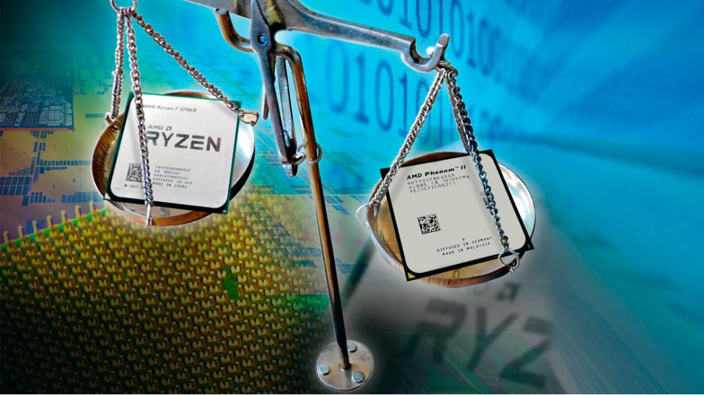 [PLUS] Core i9-9900K und Ryzen 7 2700X gegen bis zu neun Jahre alte CPU-Klassiker