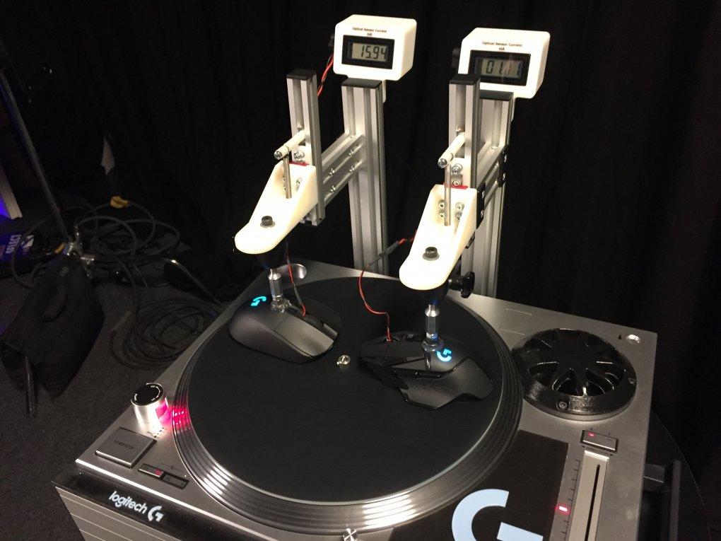 Logitech G502 Lightspeed: Kabellose Neuauflage mit Powerplay