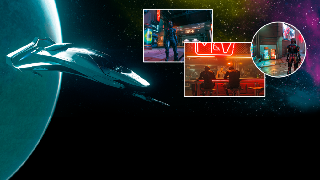 (PLUS) Star Citizen: history and benchmarks with 10 CPUs and 14 graphics cards
