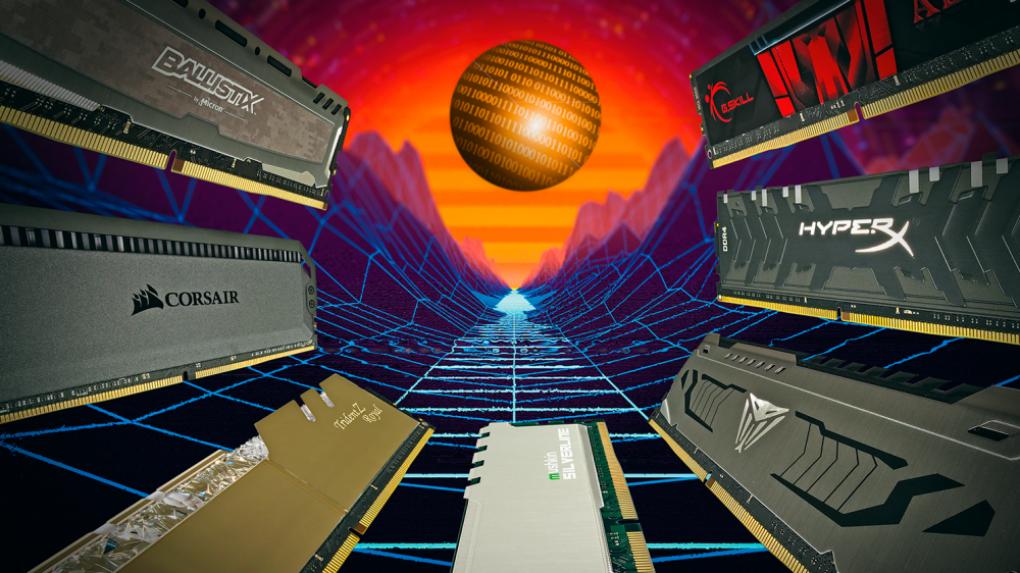 [PLUS] Test: RAM-Kits ab 32 GiByte - Über 500 GiB bis DDR4-4000 getestet
