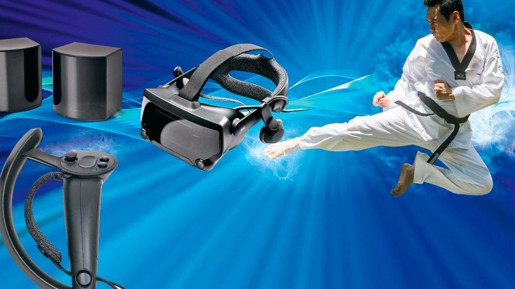 [PLUS] Virtual Reality im großen Spieletest: Valve Index und Oculus Rift S
