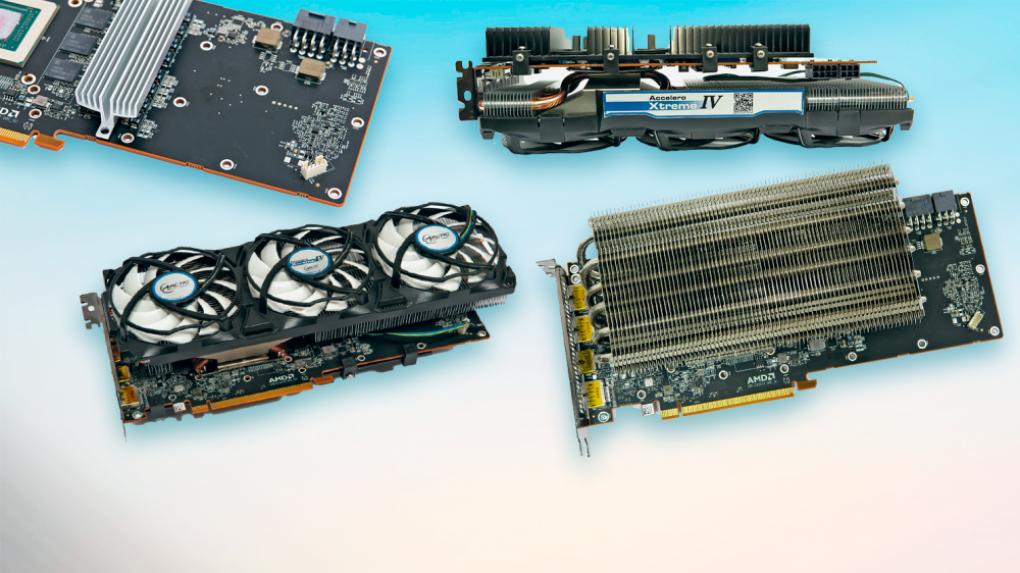 [PLUS] Radeon RX 5700 (XT): Kühlerwechsel und Tuning
