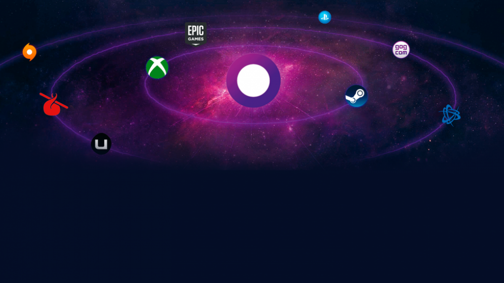 [PLUS]    GoG Galaxy 2.0 - All games in one place