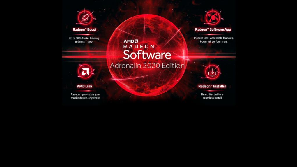 [PLUS]    Radeon Software Adrenalin 2020 für Radeon RX 5700 und Co im Test