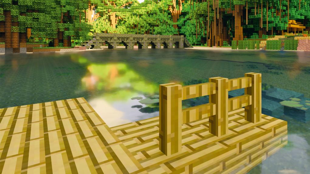 [PLUS]    Pathtracing en Minecraft en detalle