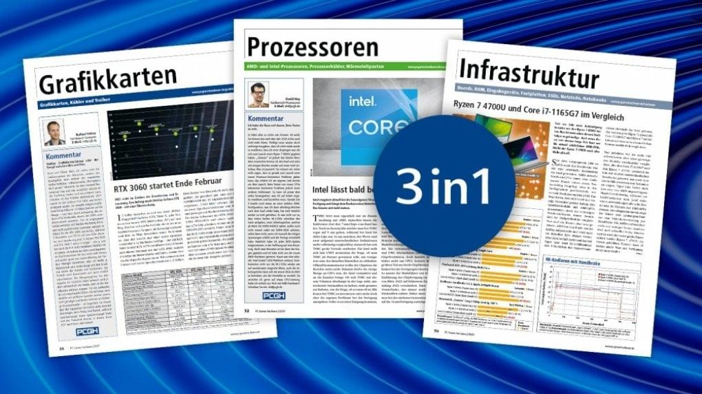 [PLUS]    Compared to CPU, GPU, Ryzen 7 4700U, Core i7-1165G7 performance benchmark