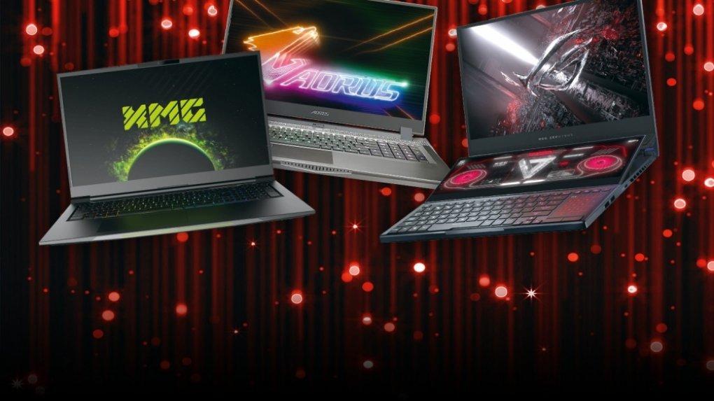 [PLUS]    Comparison test laptops: Ryzen 5000, Core i-10000, Geforce RTX 30