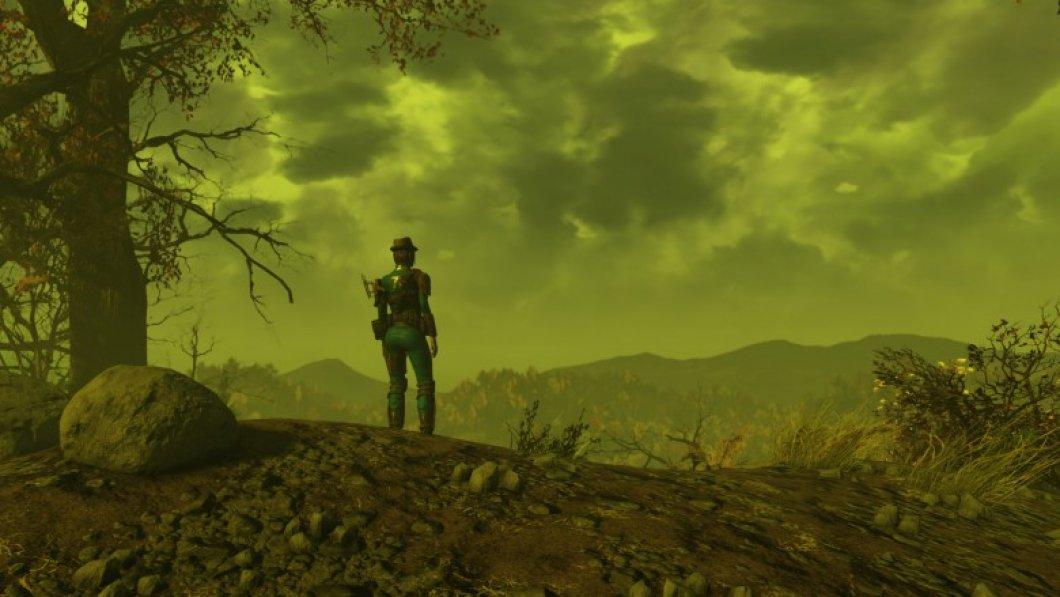 Doom und Fallout 4 in VR auf HTC Vive: Brutal gut oder eher ein Gimmick?