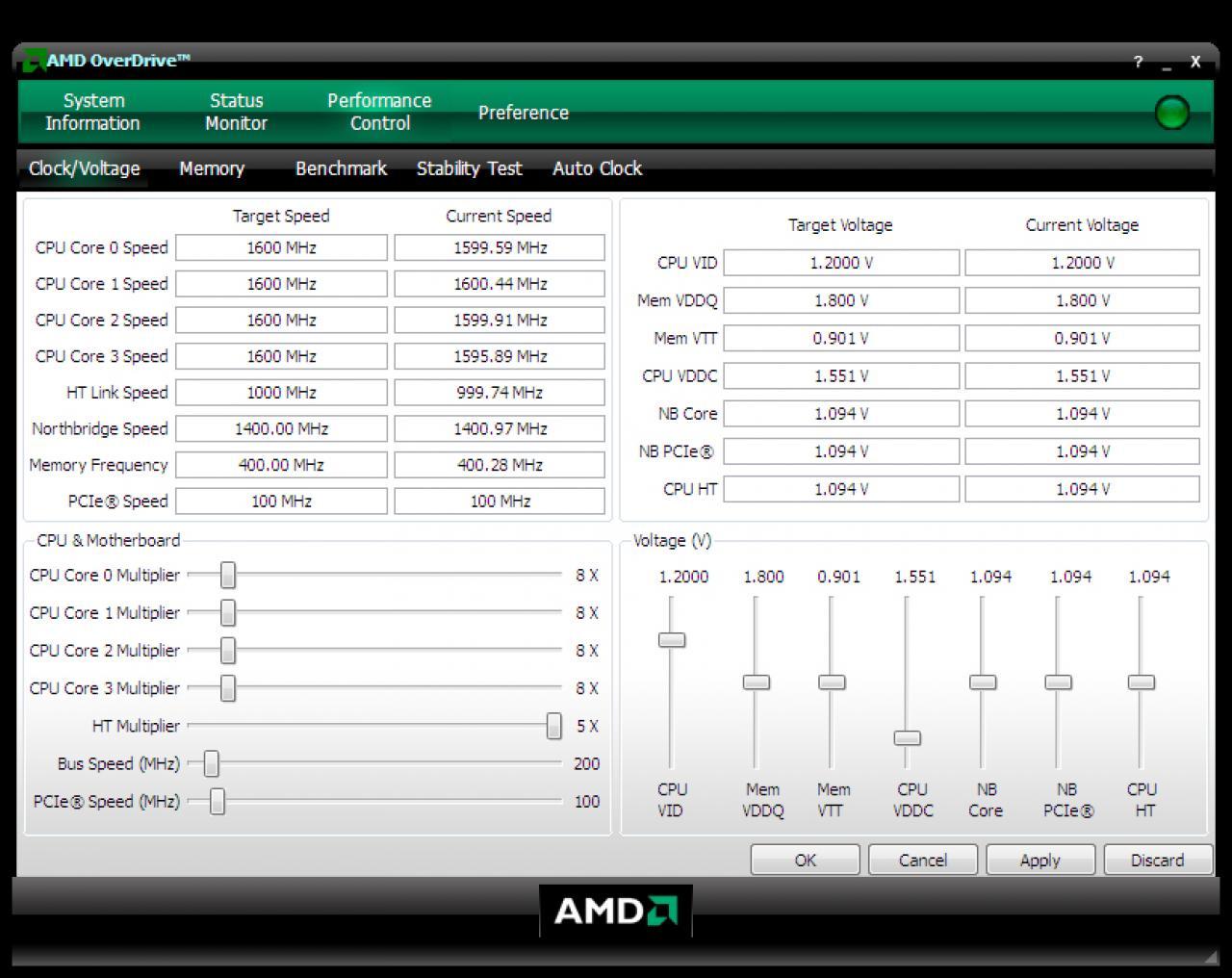 Download: AMD Overdrive 2 0 17 0078 - Systemtuning für die
