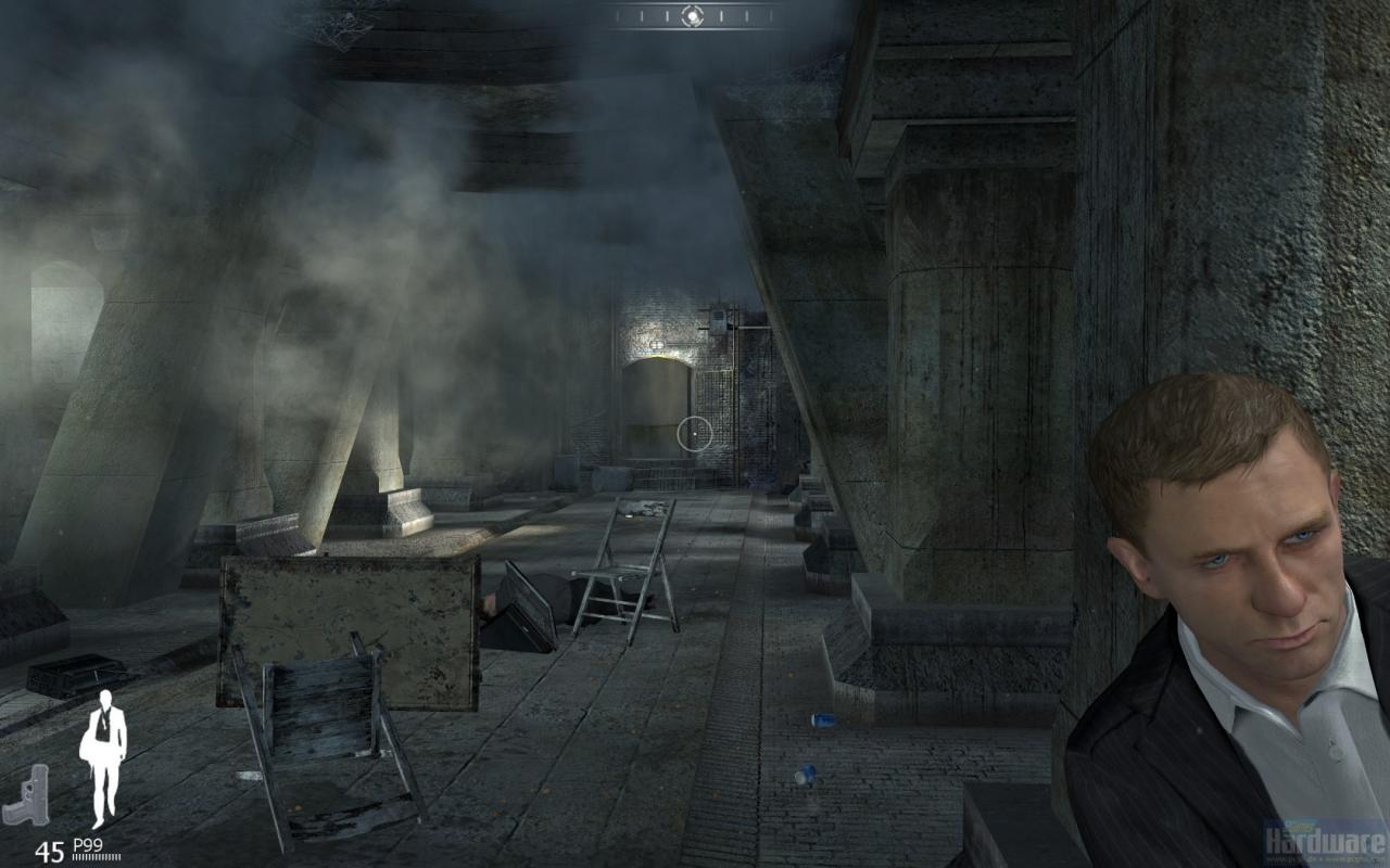 James Bond 007: Impressions of the game and details about the demo