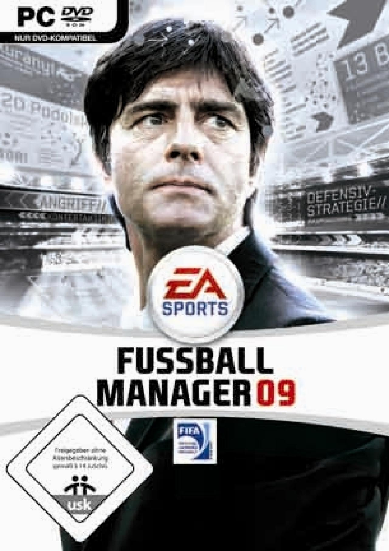 Download Fifa Manager 09 Update 3 Available