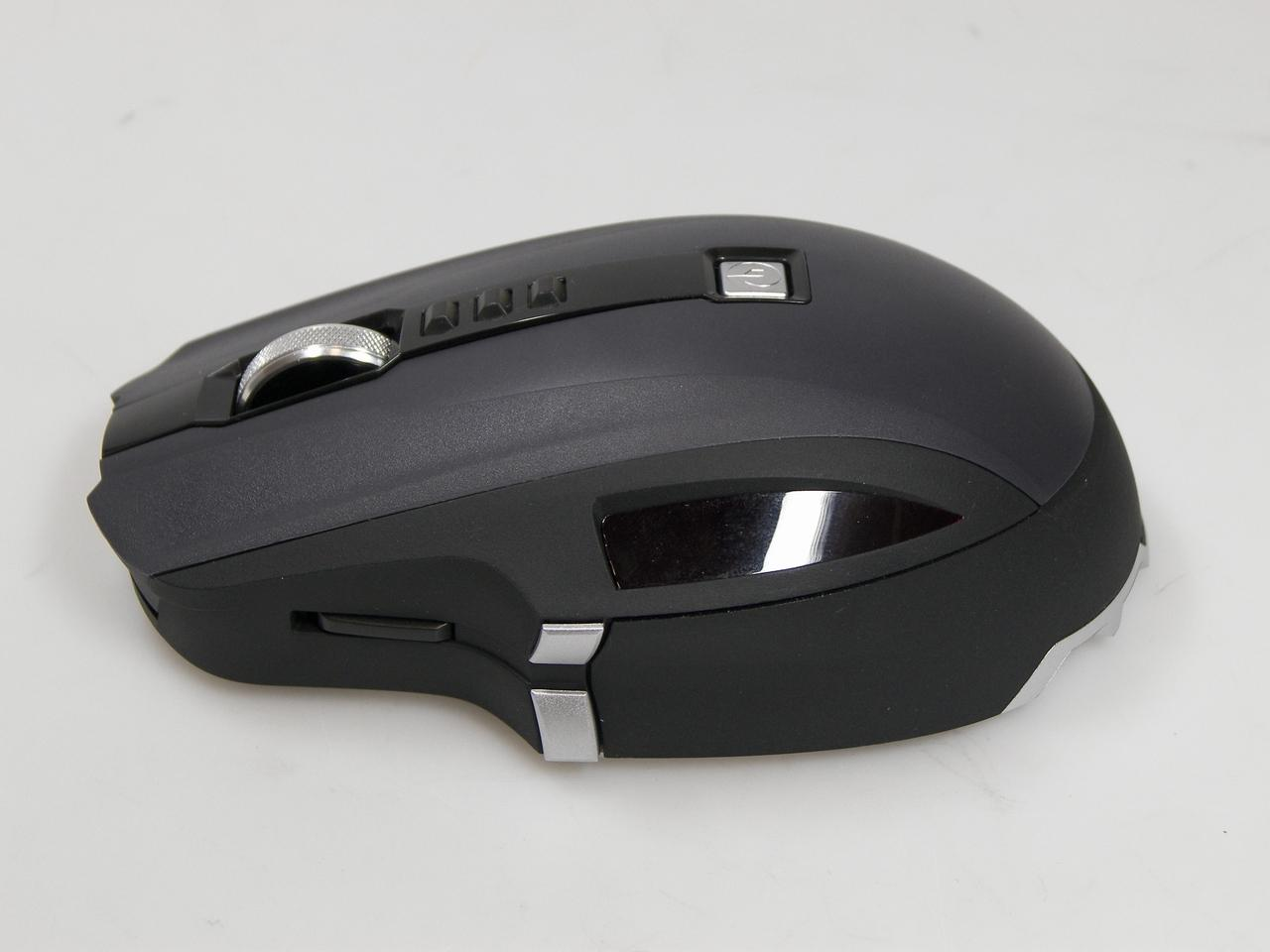 Microsoft Sidewinder X8 - Hands-on test of the wireless