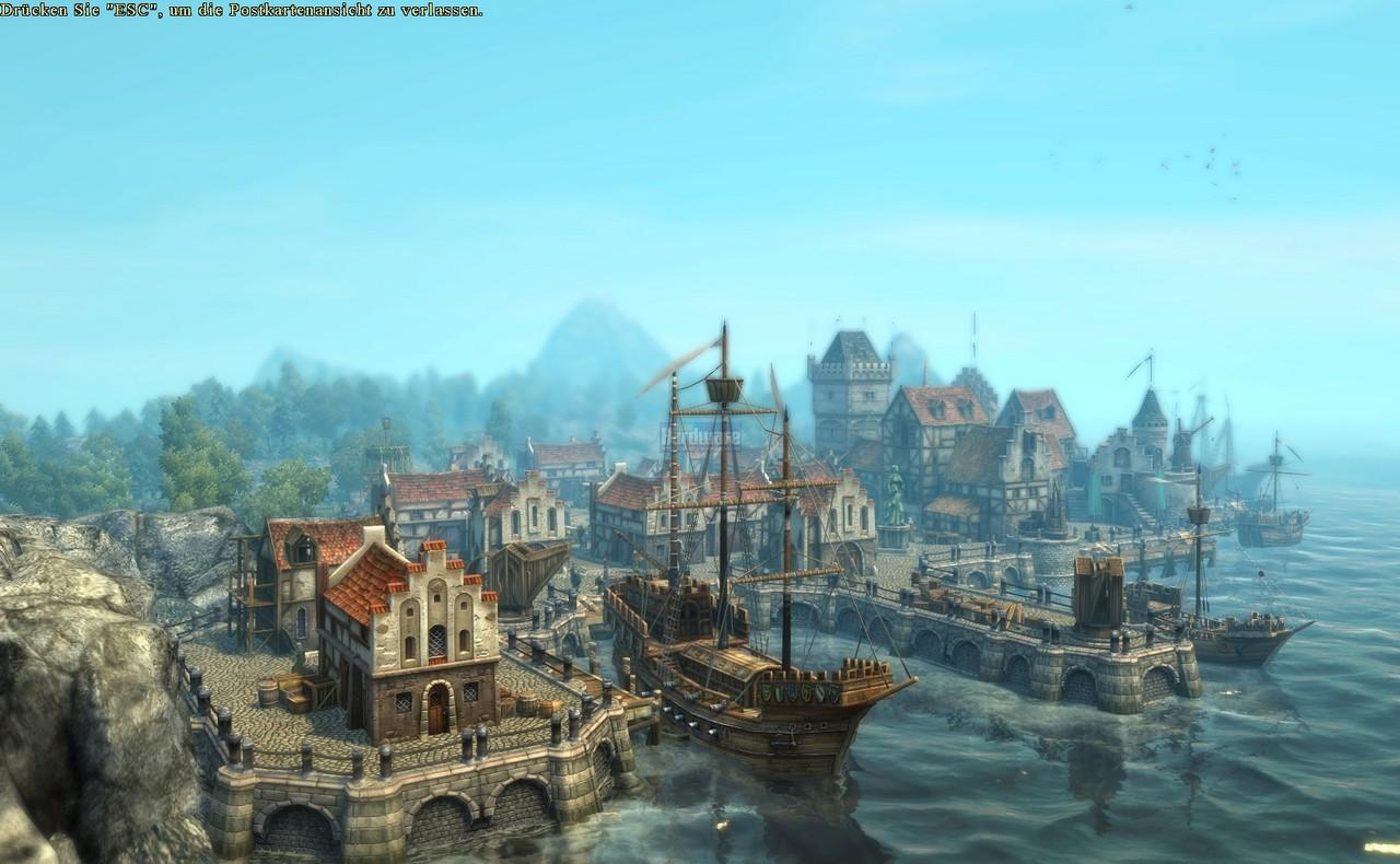 Anno 1404: Dawn of Discovery - Patch 1 1 released