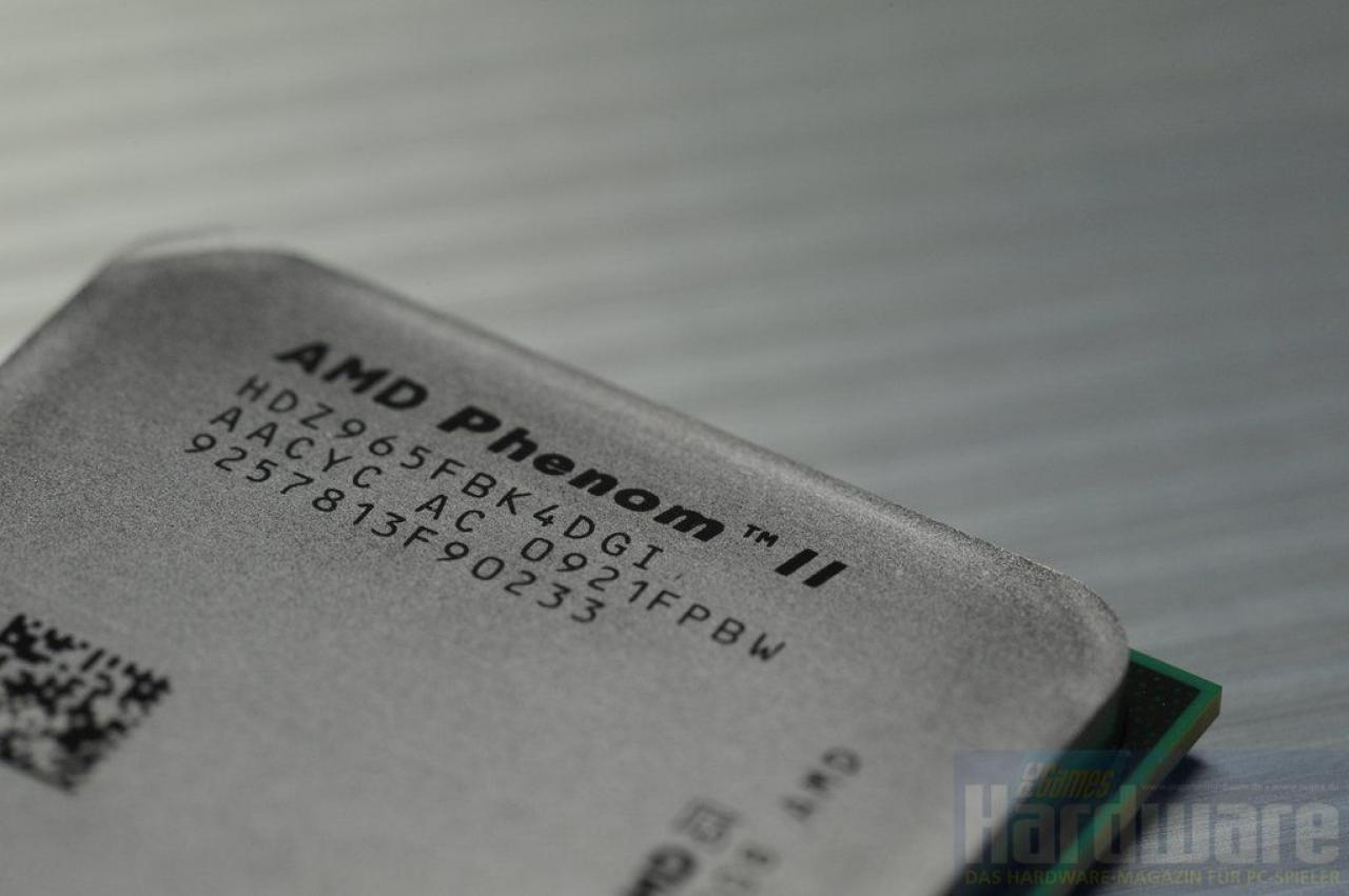 Phenom Ii X4 965 Black Edition Reviewed