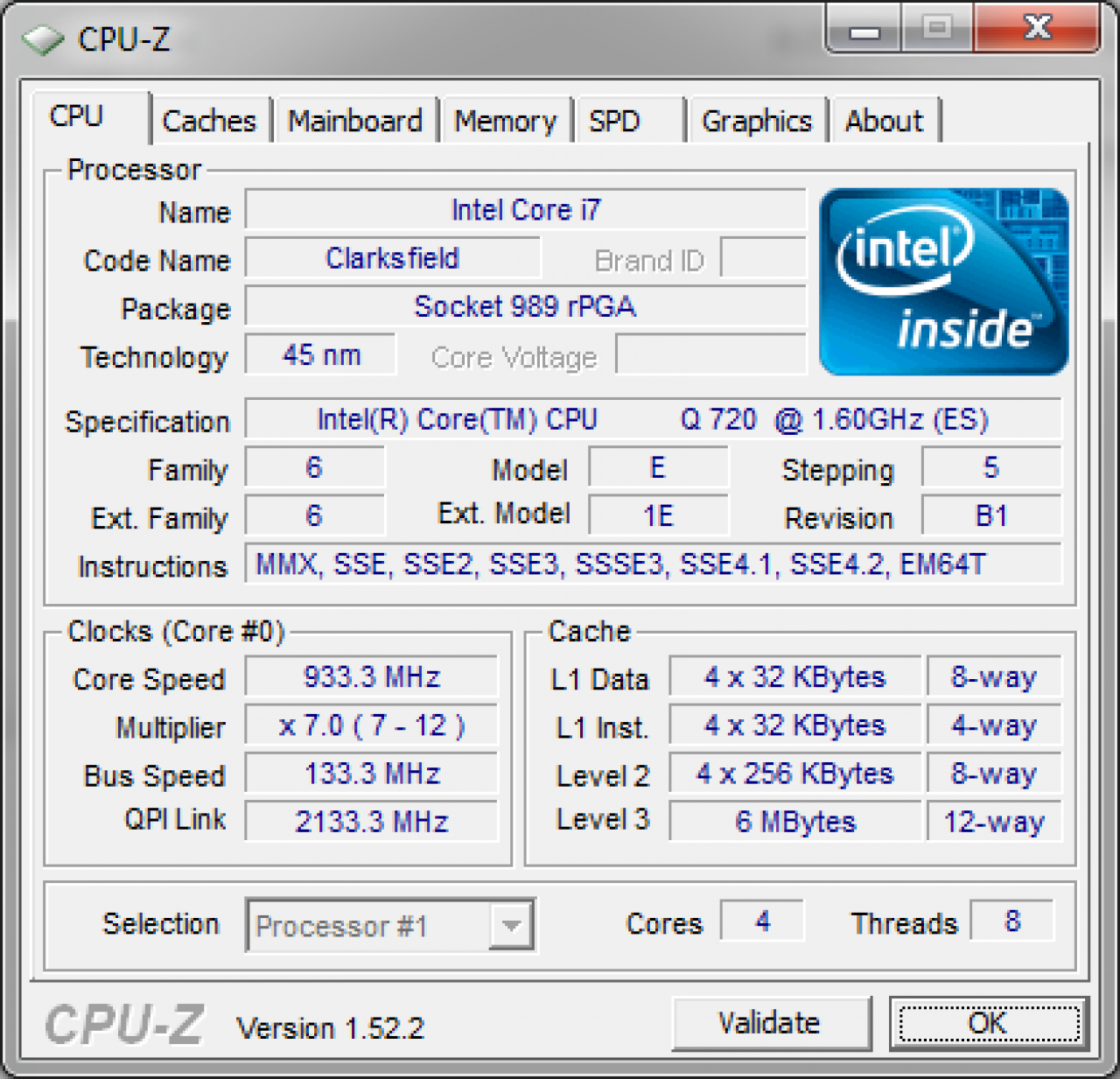 Intel Core i7 Mobile: Nehalem CPU for notebooks - first