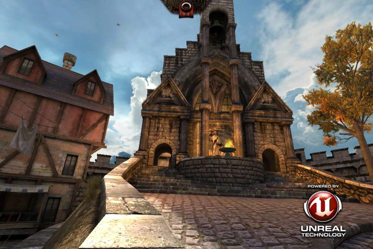 Unreal Engine 3 auf Ipad, Iphone 4 & Co  [News des Tages]