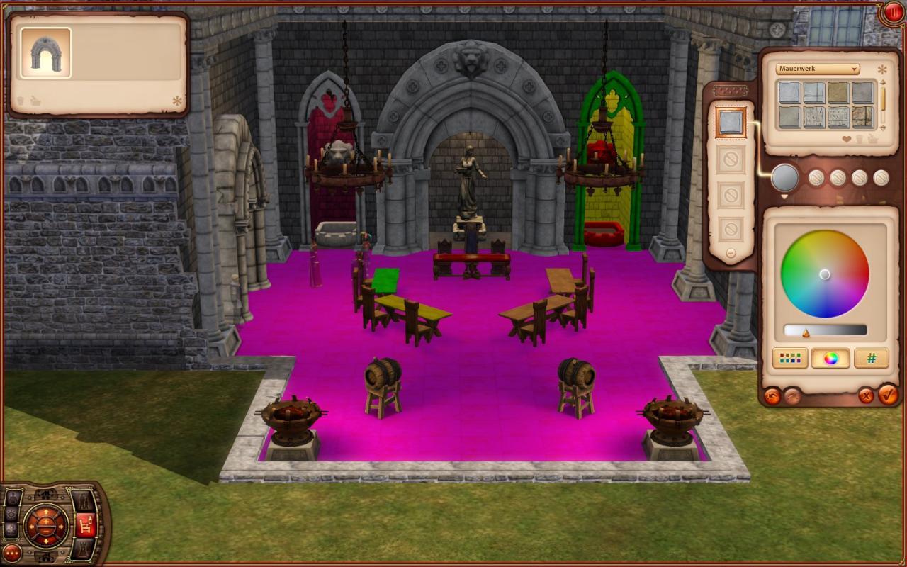 Minecraft Kartentisch Rezept.Die Sims Mittelalter Die Spargrafik Im Fokus