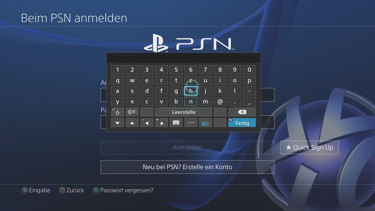 Playstation 4: PSN am Freitag zusammengebrochen
