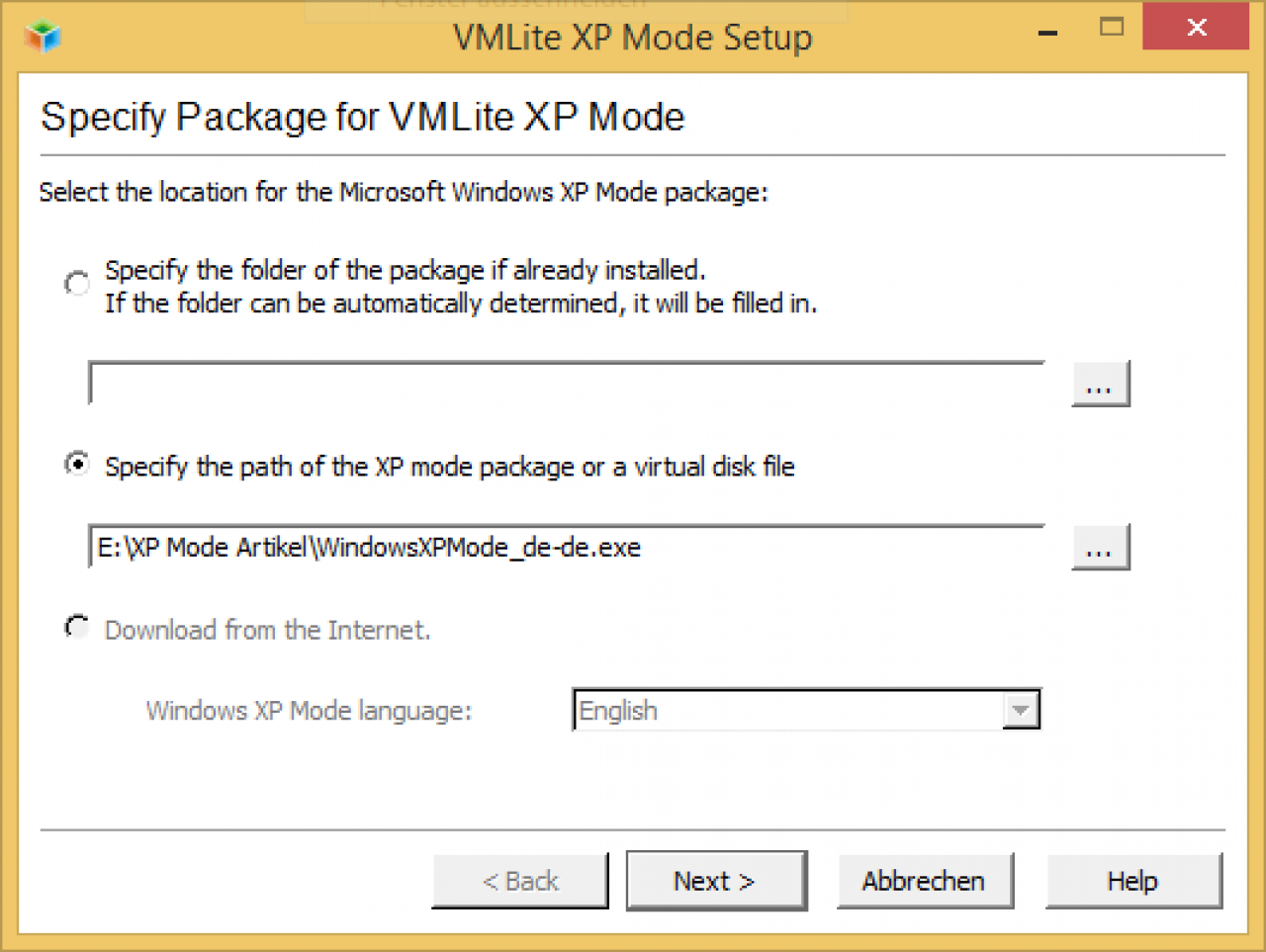 Windows 8 1: kostenlos Windows XP Mode installieren