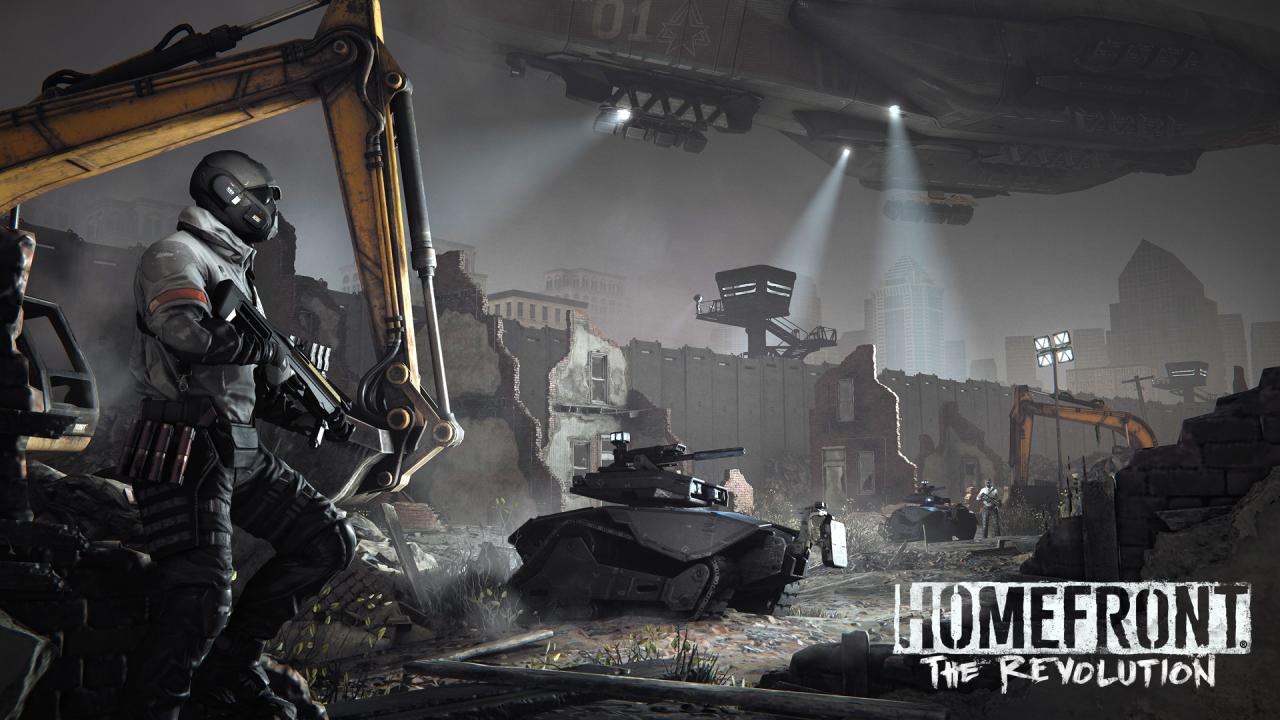 Homefront The Revolution erste Gameplay Szenen veröffentlicht