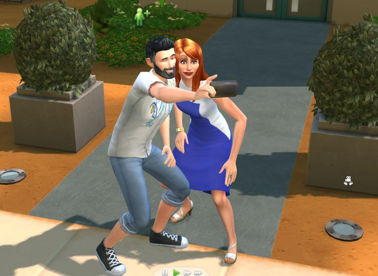 Sims nackt 4 mod 35 Best
