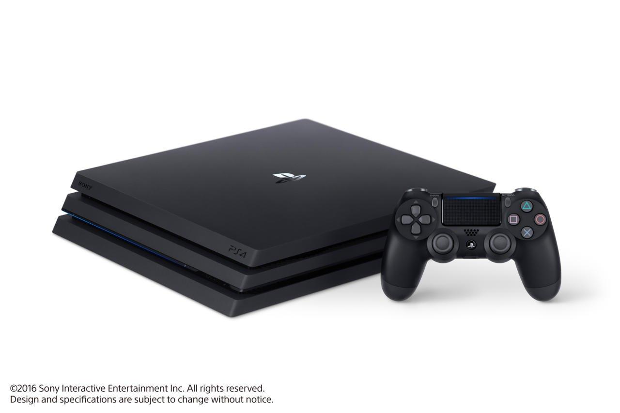 Playstation 4 Pro Neue Hardware Revision Schafft Das Bisher