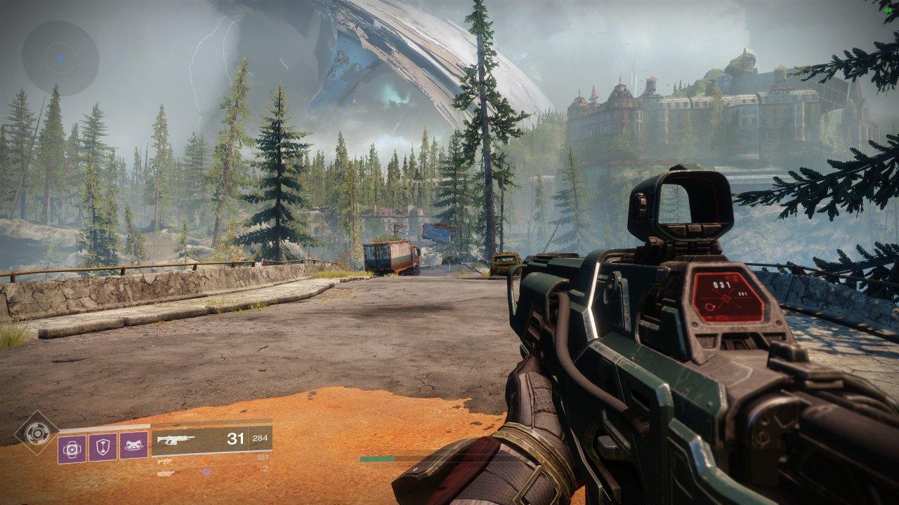 Destiny 2 PC im Technik-Test mit Benchmarks: Die ultimative Version