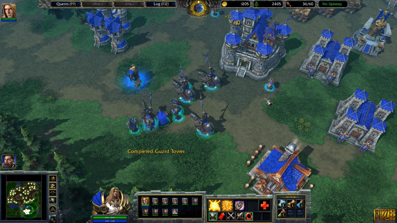 Warcraft 3 Reforged Gemeinsamer Multiplayer Mit Tft
