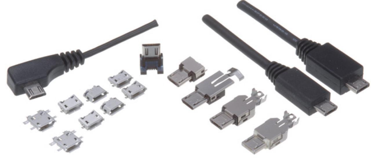 Главными причинами для выбора именно Micro-USB являются его компактные разм