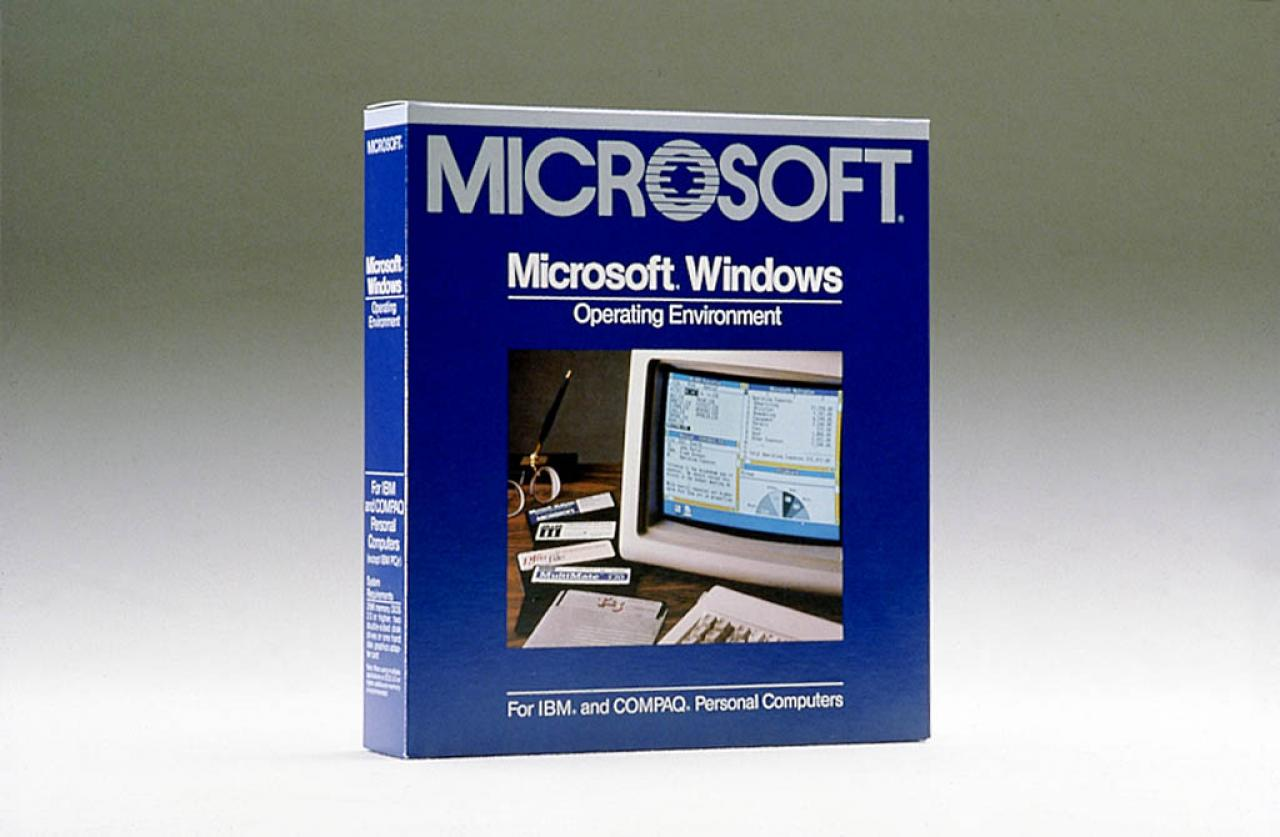 [23/05/08] Over the years not only Windows itself evolved but also the package it is delivered in. Having used plain boxes at first, Microsoft decided to start a new design with Windows Vista. We present to you: Windows wrappings since Windows 1.0.