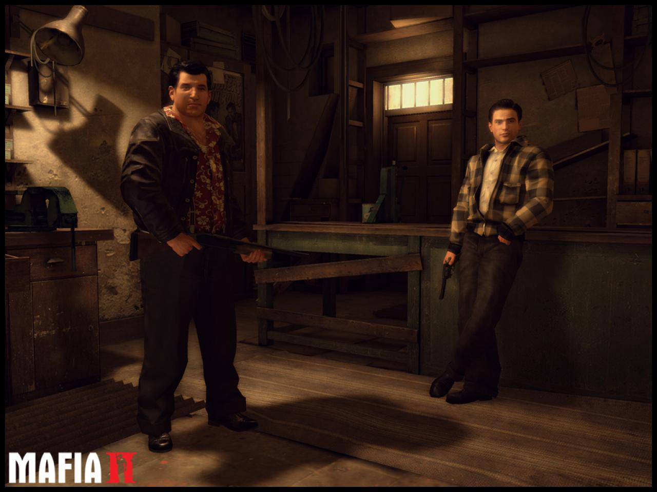 [10/06/08] New screenshots of <b>Mafia 2</b> surfaced on the web. According to current rumors, the game will be released this year.