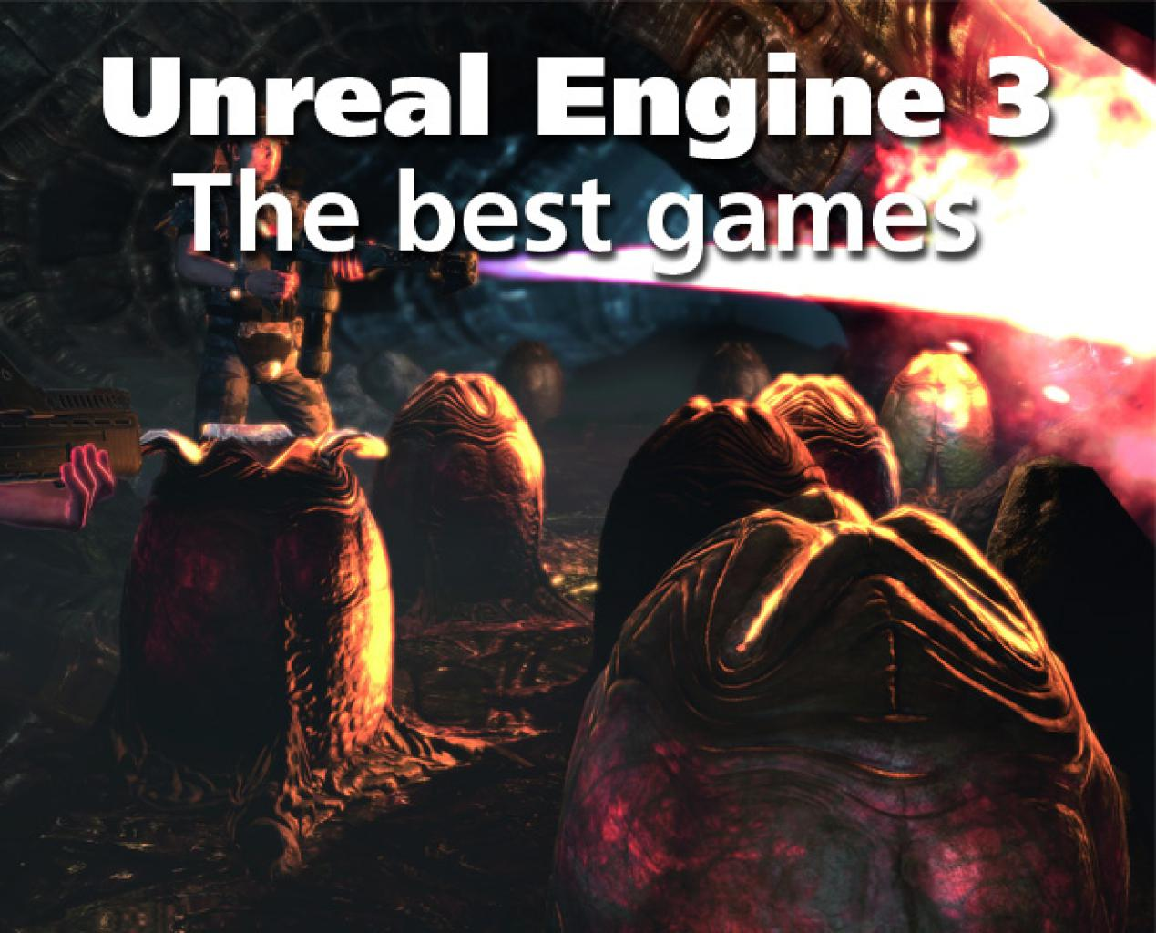 [11/06/08] Although it is often criticized, the Unreal Engine 3 is the technical foundation of many games. PCGH filed through the archives to present some of the most interesting games. At <a href=
