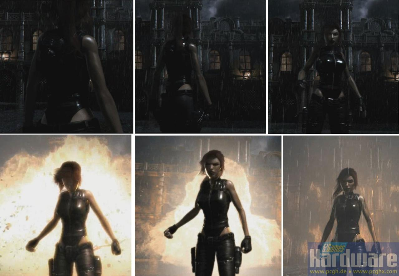 [21/07/08] The new Lara Croft in <b>Tomb Raider: Underworld</b>. Fresh screenshots and artworks from the latest trailers.