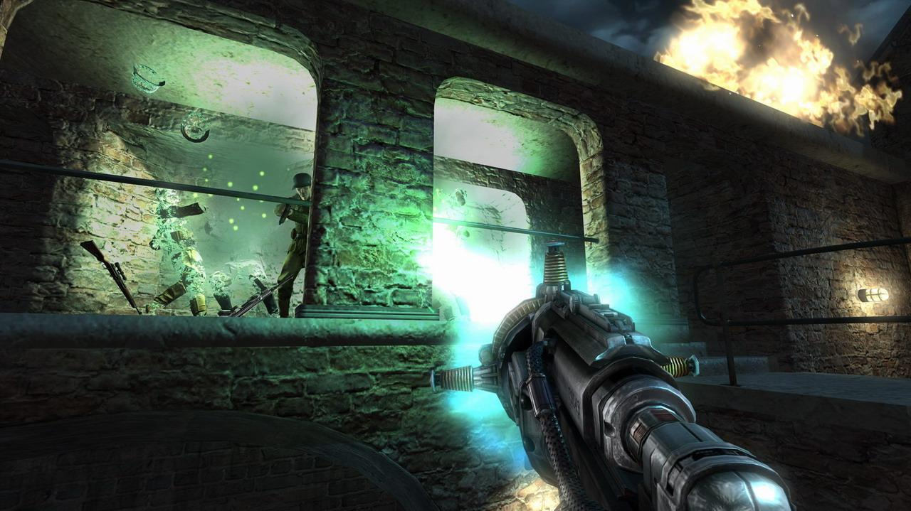 [16/07/08] Screenshot-Galerie zu <b>Return to Castle Wolfenstein 2</b>