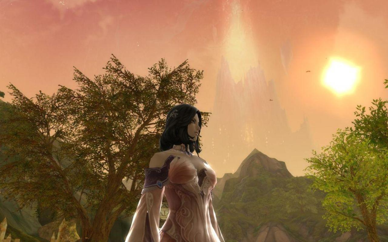 [29/08/08] There are new screenshots of Aion: The Tower of Eternity at <a href=