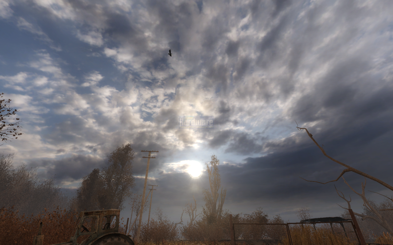 [14/08/08] <b>Stalker: Clear Sky</b>: PCGH had the chance to check the visual quality of Stalker: Clear Sky. The final results are comparative screenshots between DirectX 9 and DirectX 10 mode.